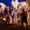STILTS PARADE